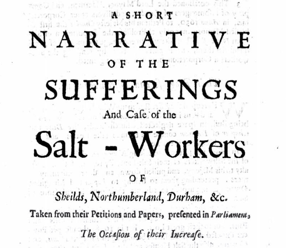 Sufferings of the Saltworkers (title page)