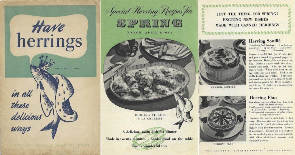 Have Herrings leaflets montage